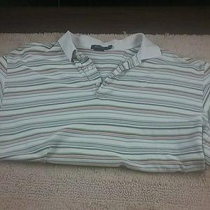 Nautical Stripe Short Sleeve Shirt  Shirt